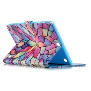 Emotive pouzdro na tablet Samsung Galaxy Tab A 9.7 - malované květy - 3