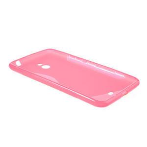 Gelové S-line pouzdro pro Nokia Lumia 1320- růžové - 3