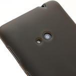 Gelové matné pouzdro pro Nokia Lumia 625- šedé - 3/5