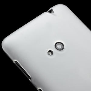 Gelové matné pouzdro pro Nokia Lumia 625- bílé - 3
