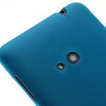 Gelové matné pouzdro pro Nokia Lumia 625- světlemodré - 3/5