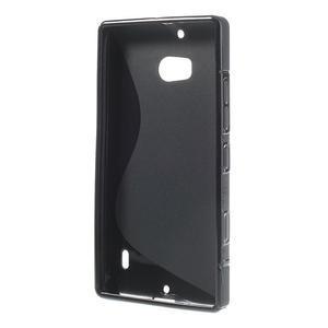 Gelové S-line pouzdro na Nokia Lumia 930- černé - 3