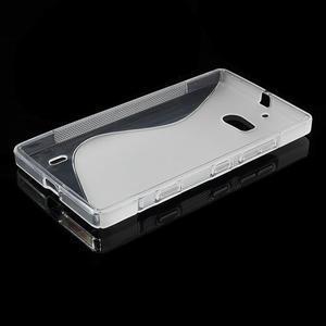 Gelové S-line pouzdro na Nokia Lumia 930- transparentní - 3