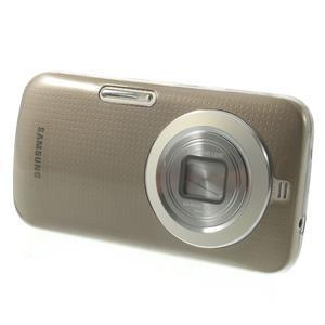 Gelové Ultraslim pouzdro na Samsung Galaxy K Zoom- šedé - 3
