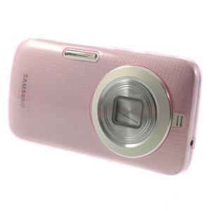 Gelové Ultraslim pouzdro na Samsung Galaxy K Zoom- růžové - 3