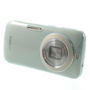 Gelové Ultraslim pouzdro na Samsung Galaxy K Zoom- světlemodré - 3