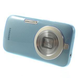 Gelové Ultraslim pouzdro na Samsung Galaxy K Zoom- modré - 3