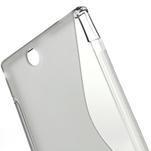 Gelove S-line pouzdro na Sony Xperia Z ultra- šedé - 3/5