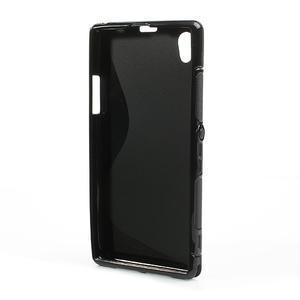 Gelové S-line pouzdro na Sony Xperia Z1 C6903 L39- černé - 3