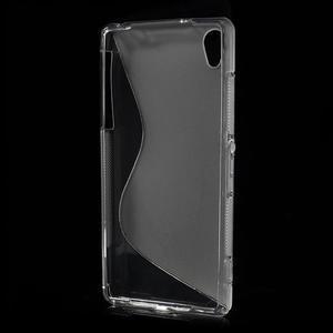 Gelové S-line pouzdro na Sony Xperia Z2 D6503- transparentní - 3
