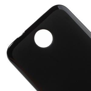 Gelové pouzdro pro HTC Desire 300 Zara mini -černé - 3