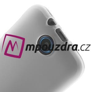 Gelové pouzdro na HTC Desire 310- bílé - 3