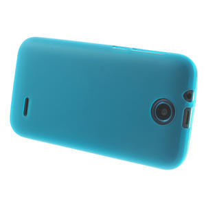 Gelové pouzdro na HTC Desire 310- světlemodré - 3