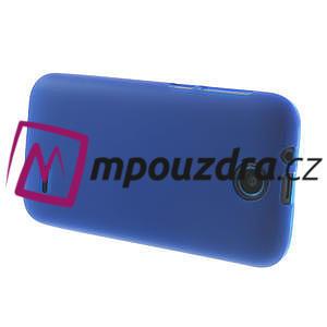 Gelové pouzdro na HTC Desire 310- modré - 3