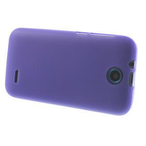 Gelové pouzdro na HTC Desire 310- fialové - 3