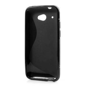 Gelove S-line pouzdro pro HTC Desire 601- černé - 3