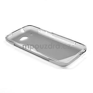 Gelove S-line pouzdro pro HTC Desire 601- šedé - 3