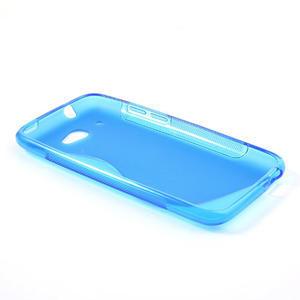 Gelove S-line pouzdro pro HTC Desire 601- modré - 3