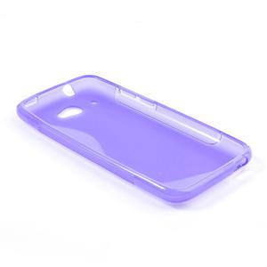 Gelove S-line pouzdro pro HTC Desire 601- fialové - 3