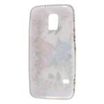 Gelové pouzdro na Samsung Galaxy S5 mini G-800- barevný motýl - 3/5