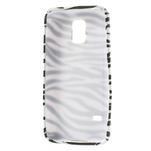 Gelové pouzdro na Samsung Galaxy S5 mini G-800- zebrovité - 3/5
