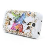Gelové pouzdro pro Samsung Galaxy S4 mini i9190- barevný motýl - 3/5