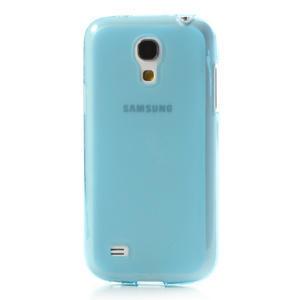 Gelové pouzdro na Samsung Galaxy S4 mini i9190- modré - 3