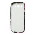 Gelové pouzdro pro Samsung Galaxy S3 i9300 - MOTÝL - 3/3