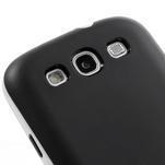 Gelové rámované pouzdro na Samsung Galaxy S3 i9300- černé - 3/6