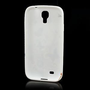 Gelové pouzdro pro Samsung Galaxy S4 i9500- motýl color - 3