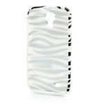 Gelové pouzdro pro Samsung Galaxy S4 i9500- zebra - 3/5