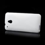 Gelové X-line pouzdro pro HTC one Mini M4- bílé - 3/4