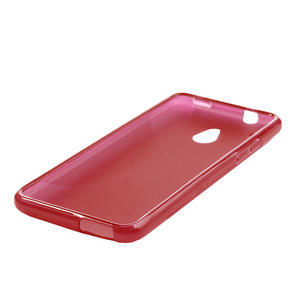 Gelové X-line pouzdro pro HTC one Mini M4- červené - 3