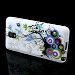Gelové pouzdro na Samsung Galaxy Note 3- květiny - 3/6