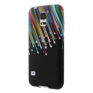 Gelové pouzdro na Samsung Galaxy S5- meteor - 3
