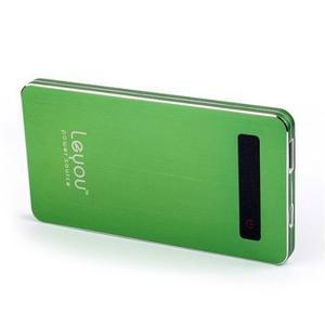 Slim GX externí nabíječka PoweBank 5 000 mAh - zelená - 3