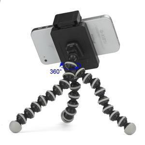 Flexibillní stativ pro mobilní telefony do šířky 78 mm - 3