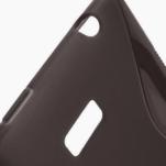 Gelové S-line pouzdro pro HTC Desire 600- černé - 3/6