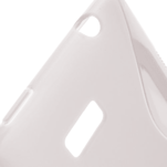 Gelové S-line pouzdro pro HTC Desire 600- transparentní - 3/6