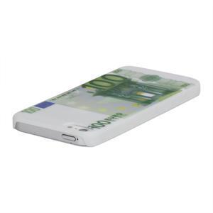 Plastové pouzdro pro iPhone 5, 5s- 100 Eurovka - 3