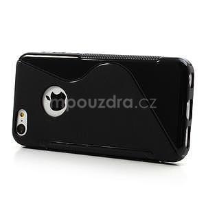 Gelové S-line pouzdro pro iPhone 5C- černé - 3