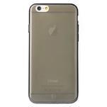 Ultra slim 0.7 mm gelové pouzdro na iPhone 6, 4.7  - šedé - 3/7