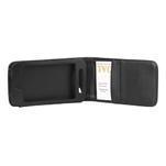 Flipové pouzdro na iPod Touch 4 - černé - 3/3