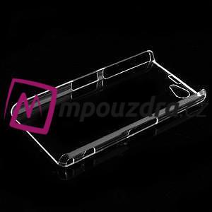 Krystalové pouzdro na Sony Xperia Z1 Compact D5503 - 3