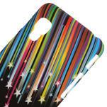 Plastové pouzdro pro LG Optimus L5 Dual E455- meteor barevný - 3/3