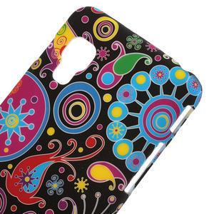 Plastové pouzdro pro LG Optimus L5 Dual E455- barevné vzory - 3