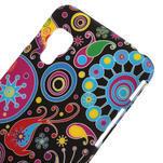Plastové pouzdro pro LG Optimus L5 Dual E455- barevné vzory - 3/3