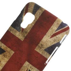 Plastové pouzdro pro LG Optimus L5 Dual E455-UK vlajka - 3