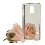 Drahokamové pouzdro na Samsung Galaxy S5 mini G-800- černé - 3/5