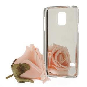 Drahokamové pouzdro na Samsung Galaxy S5 mini G-800- růžové - 3